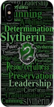 Coque slytherin Serpentard