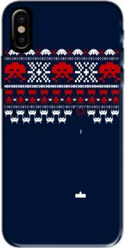 coque iphone 8 space invaders