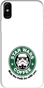 coque Iphone 6 4.7 Stormtrooper Coffee inspired by StarWars