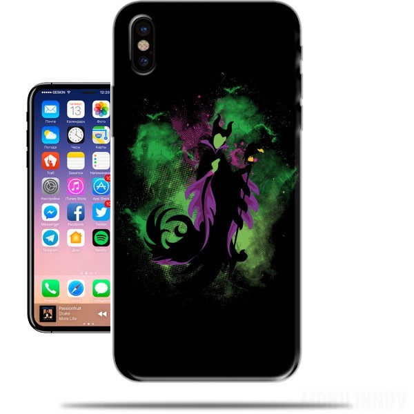 coque boo iphone x