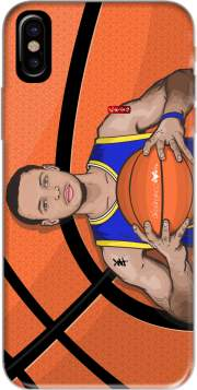 coque Iphone 6 4.7 The Warrior of the Golden Bridge - Curry30