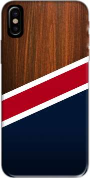 coque Iphone 6 4.7 Wooden New England