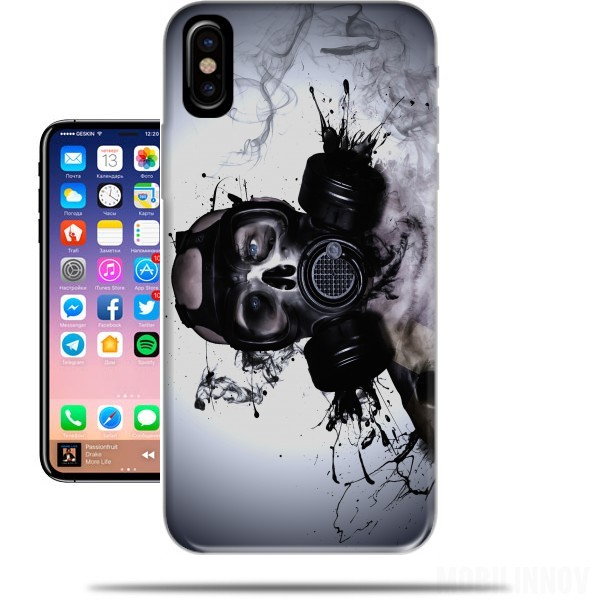 coque iphone 8 zombie