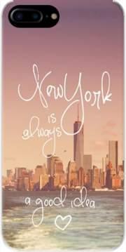 coque new york iphone 8