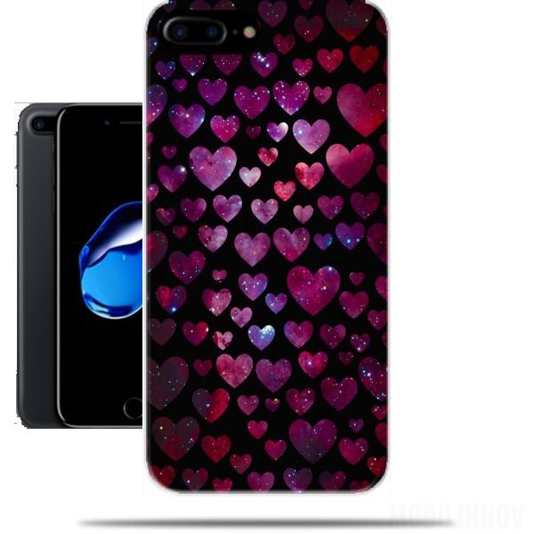 coque iphone 7 plus space