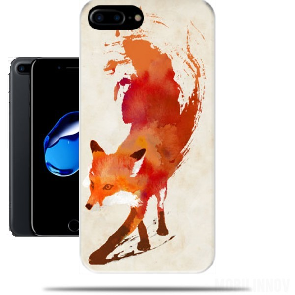 coque iphone 7 plus fox