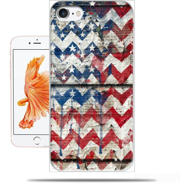 coque iphone 7 americain
