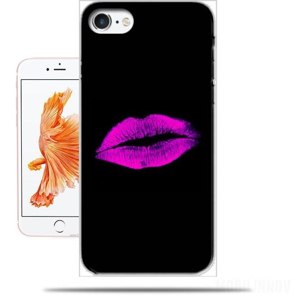 coque iphone 7 bisous
