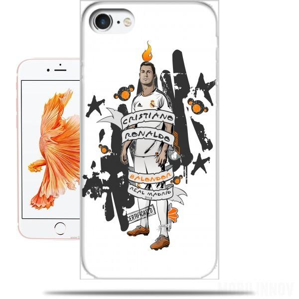 coque ronaldo iphone 8