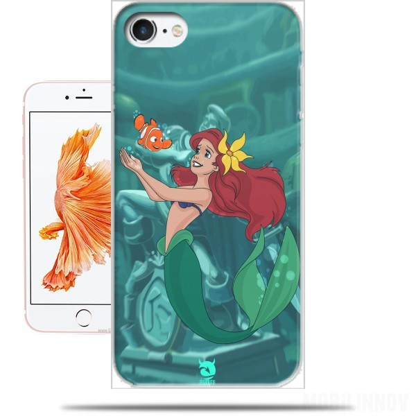 coque iphone 7 ariel