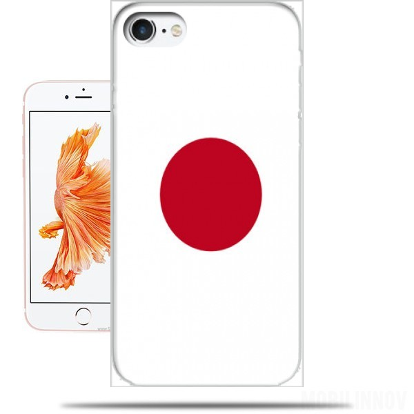 coque drapeau japon iphone 7 plus