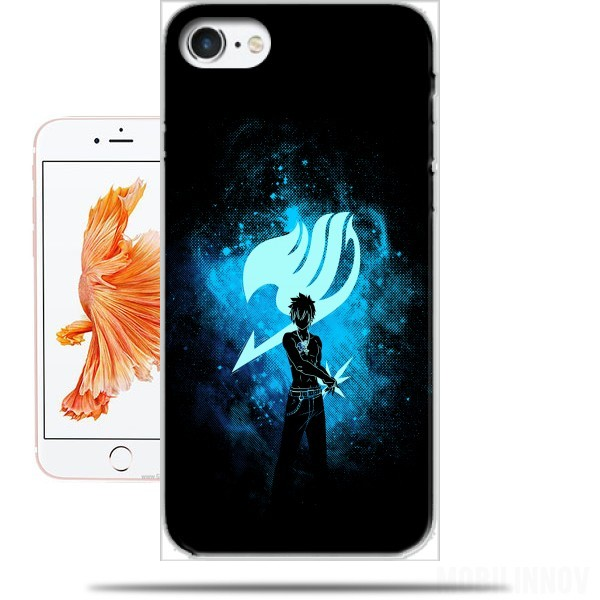coque fairy tail iphone 8