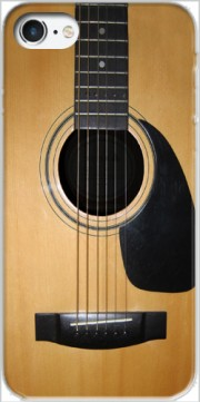 coque iphone 8 guitare