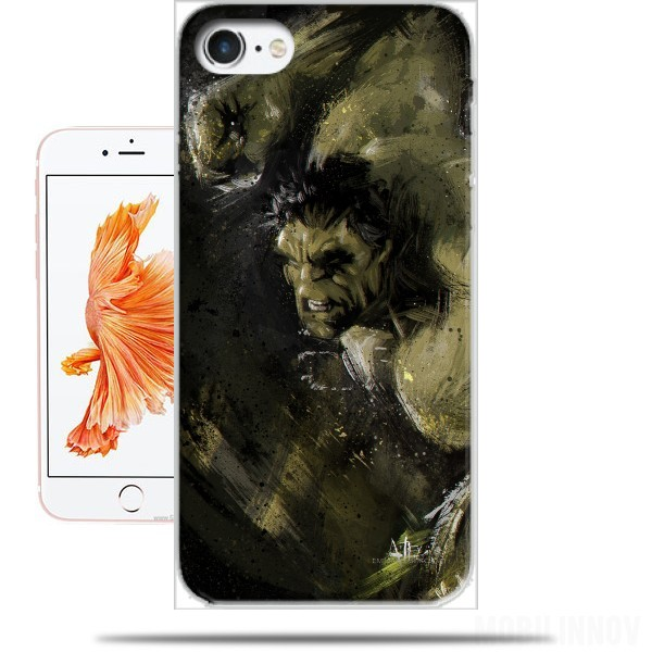 coque iphone 7 hulk