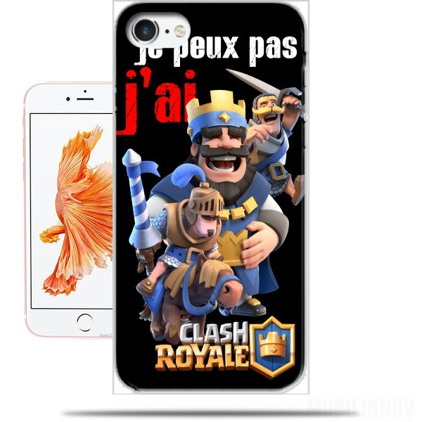 coque iphone 8 clash