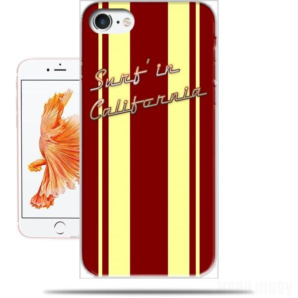 coque iphone 7 surf
