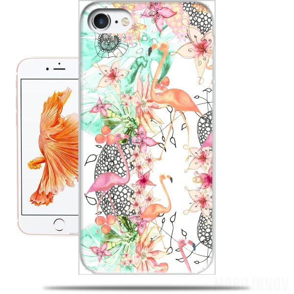 coque iphone 7 tropical
