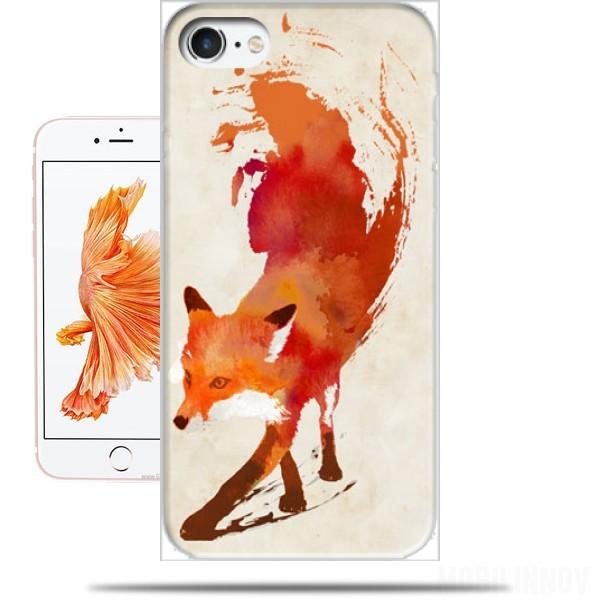 coque iphone 8 renard