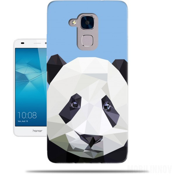 coque panda huawei