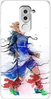 coque huawei y6 2017 footballeur