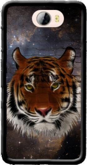 coque huawei y5 ii tigre
