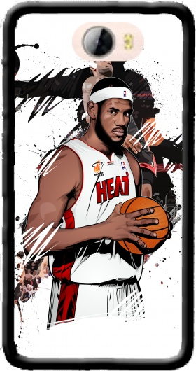 coque huawei y5 ii basketball