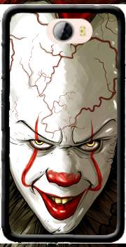 coque huawei y5 ii clown