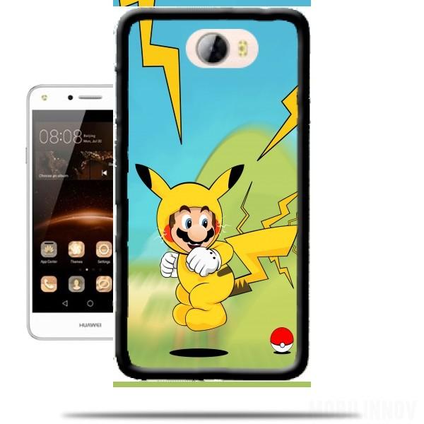 coque huawei y5 ii pikachu