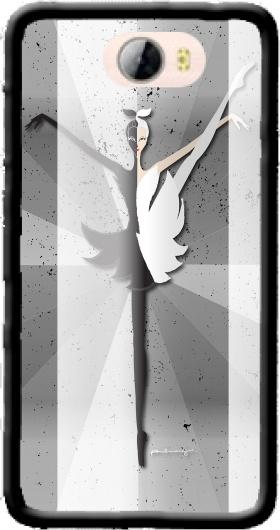 coque huawei y5 ii danseuse