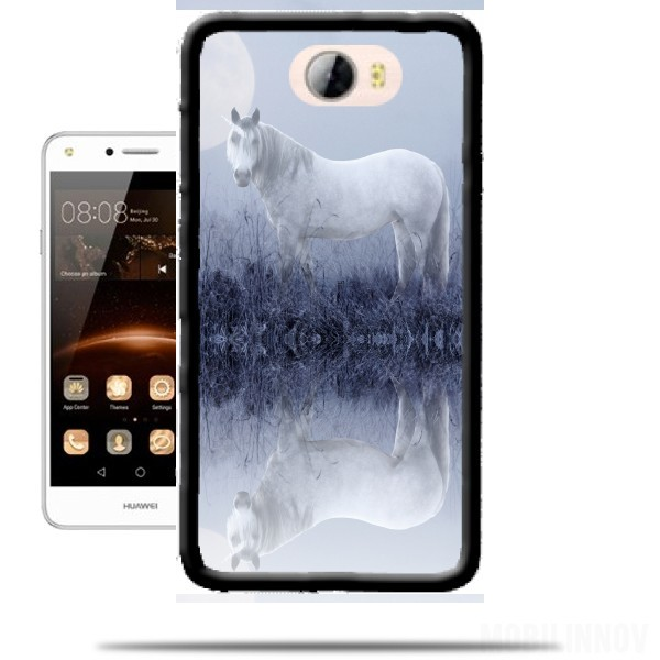 coque huawei y360 fantaise licorne