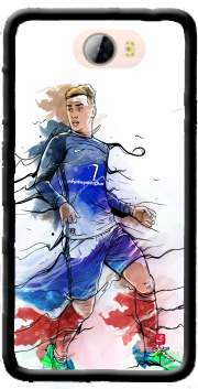 coque huawei y6 2017 messi