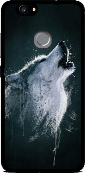 coque huawei nova loup