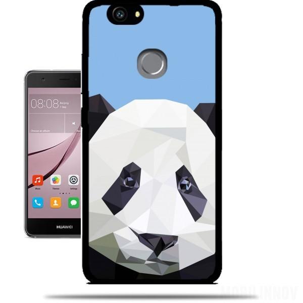 coque huawei nova silicone panda