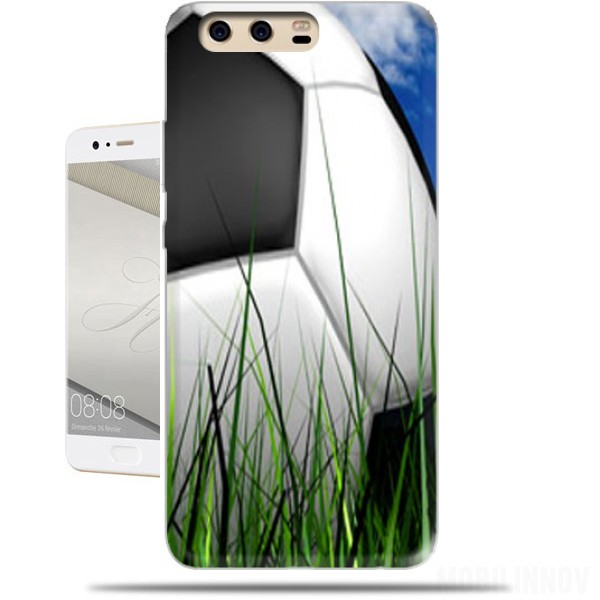 coque huawei p10 football
