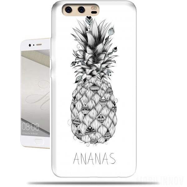 coque huawei p10 ananas