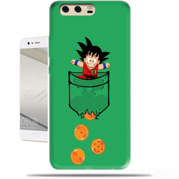 coque dragon ball huawei p10