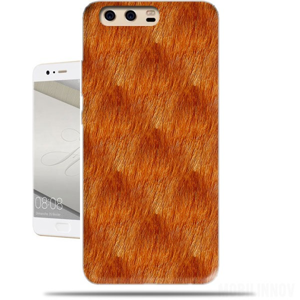 coque huawei p10 silicone chien