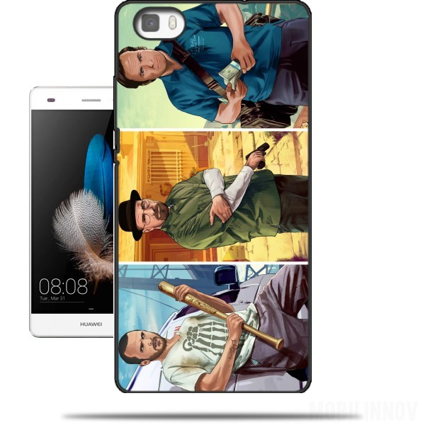 coque huawei p9 lite breaking bad