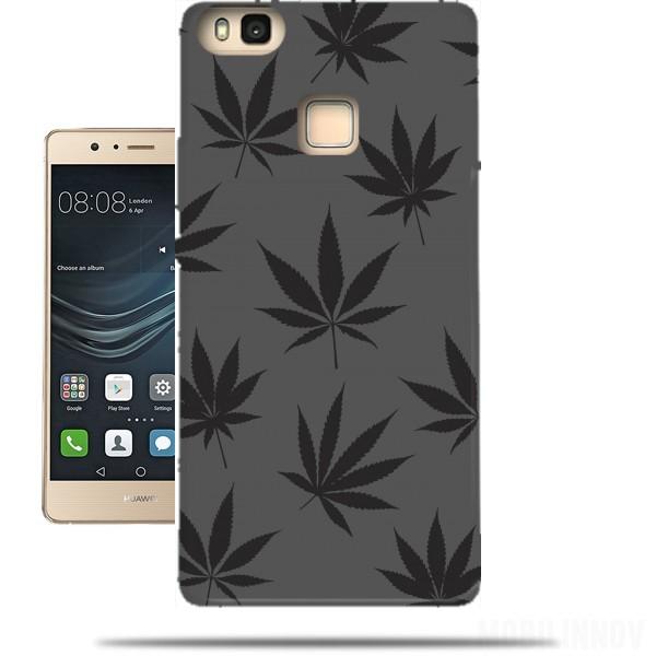 coque huawei p9 lite cannabis