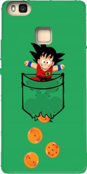 coque huawei p9 lite dragon ball z