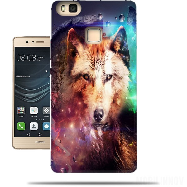 coque huawei y330 animaux