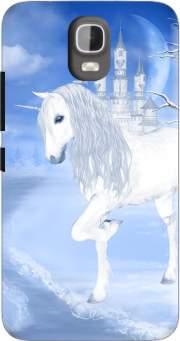 coque huawei y360 unicorne
