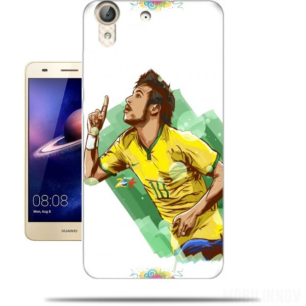 coque huawei y6 barcelone