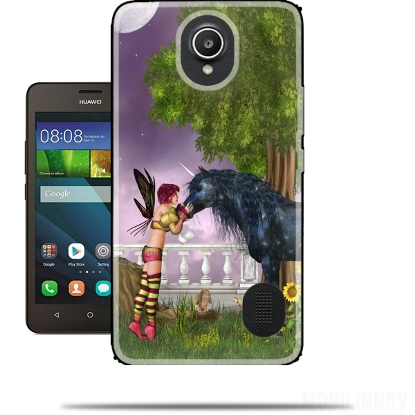 coque huawei y635 fille