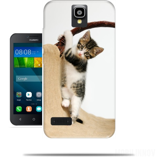 coque huawei y52 animaux