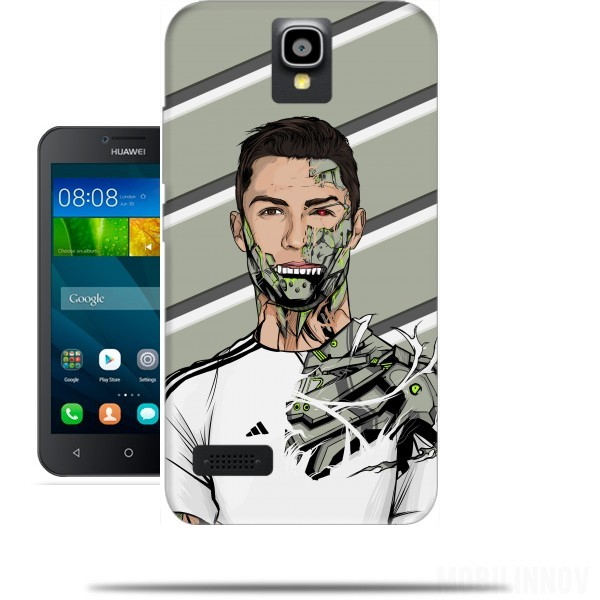 coque real madrid huawei
