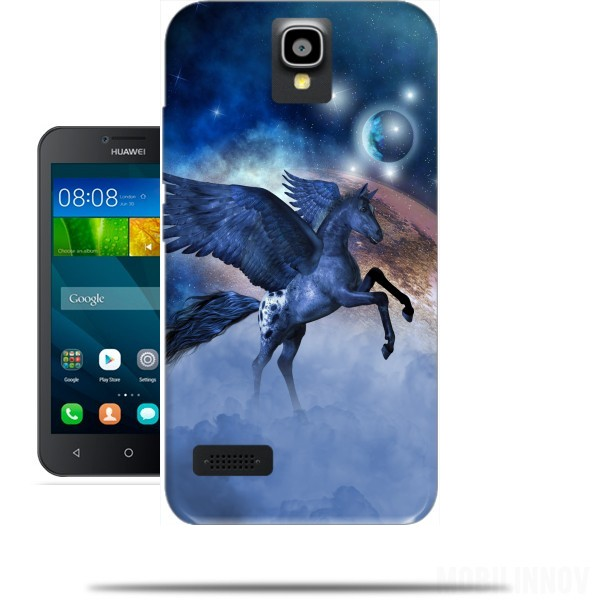 coque huawei y3 ii cheval