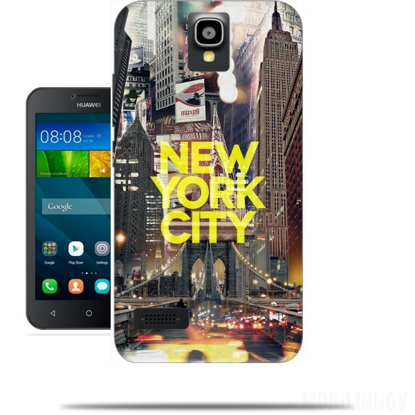 coque huawei y5 2 new york
