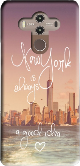 coque huawei mate 10 lite new york