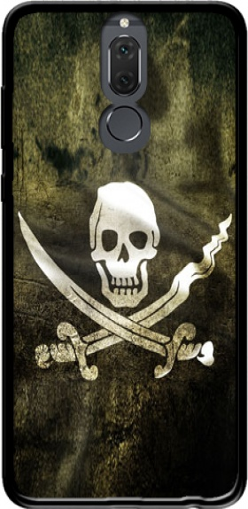 coque huawei p10 lite pirate